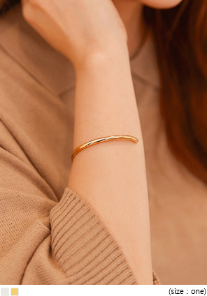 [JEWELRY] PODE BASIC RING BRACELET