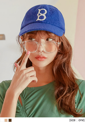 [ACC] CLARIE BOLD FRAME GLASSES