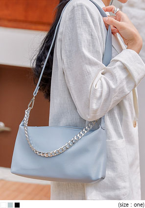 [BAG] ALEC CHAIN SHOULDER BAG